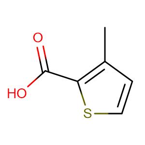 3-Methyl-2-thiophenecarboxylic acid,CAS No. 23806-24-8.
