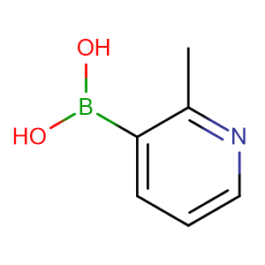 2-methylpyridine-3-boronic acid,CAS No. 899436-71-6.