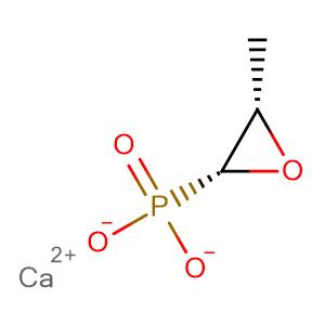 Fosfomycin calcium,CAS No. 26016-98-8.