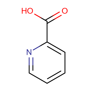 Picolinic acid,CAS No. 98-98-6.