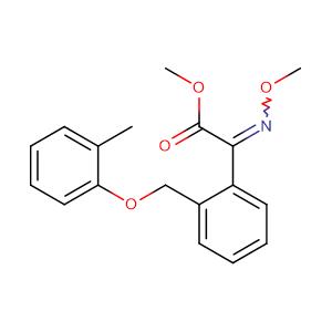 Kresoxim-methyl,CAS No. 143390-89-0.