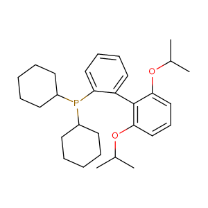 2-Dicyclohexylphosphino-2',6'-diisopropoxy-1,1'-biphenyl,CAS No. 787618-22-8.