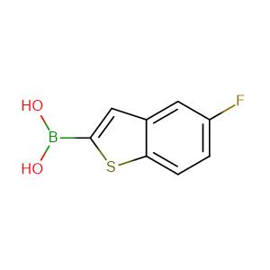 5-Fluorobenzo[b]thien-2-ylboronic acid,CAS No. 501944-42-9.