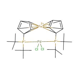 PdCl2(dtbpf),CAS No. 95408-45-0.