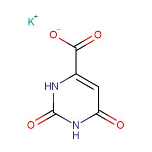 Potassium orotate,CAS No. 24598-73-0.