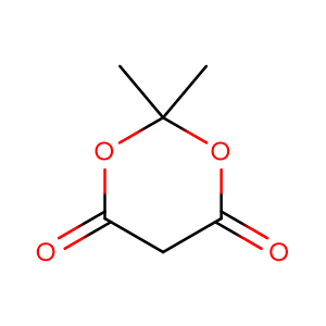 2,2-Dimethyl-1,3-dioxane-4,6-dione,CAS No. 2033-24-1.