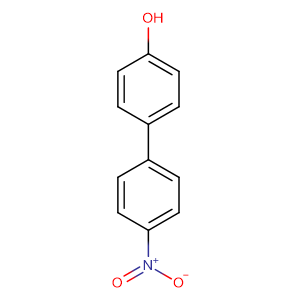 4 - Hydroxy - 4' - nitrobiphenyl,CAS No. 3916-44-7.