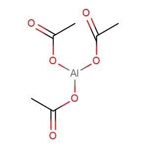Aluminum acetate,CAS No. 139-12-8.