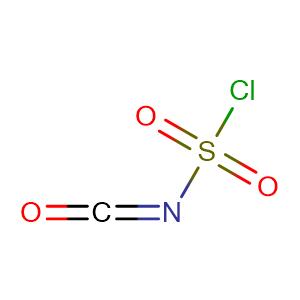 Chlorosulfonyl isocyanate,CAS No. 1189-71-5.
