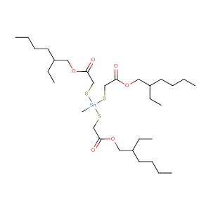 Methyltin tris(isooctyl thioglycollate),CAS No. 57583-34-3.