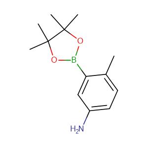 5 - Amino - 2 - methylphenylboronic acid pinacol ester,CAS No. 882670-69-1.