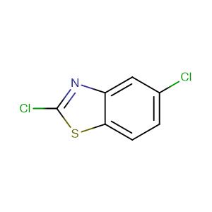 2,5-dichlorobenzothiazole,CAS No. 2941-48-2.