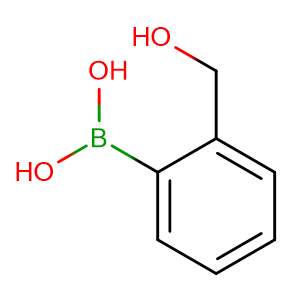 (2-(Hydroxymethyl)phenyl)boronic acid,CAS No. 87199-14-2.