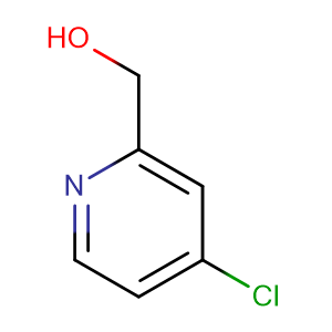 (4-Chloropyridin-2-yl)methanol,CAS No. 63071-10-3.