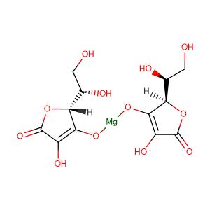 L-Ascorbic acid, magnesium salt (2:1),CAS No. 15431-40-0.