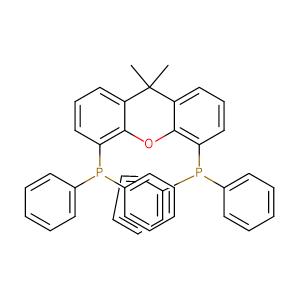 9,9-Dimethyl-4,5-bis(diphenylphosphino)xanthene,CAS No. 161265-03-8.
