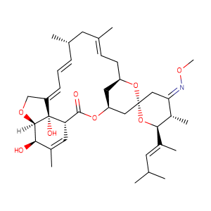Moxidectin,CAS No. 113507-06-5.
