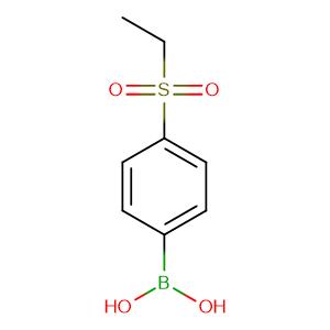 4 - (Ethylsulfonyl)phenylboronic acid,CAS No. 352530-24-6.