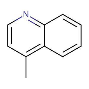 4-methyl quinoline,CAS No. 491-35-0.