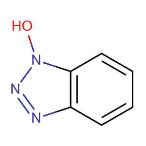 1-hydroxy-1H-Benzotriazole,CAS No. 2592-95-2.