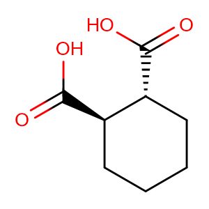 Cyclohexane - 1,2 - dicarboxylic acid,CAS No. 46022-05-3.