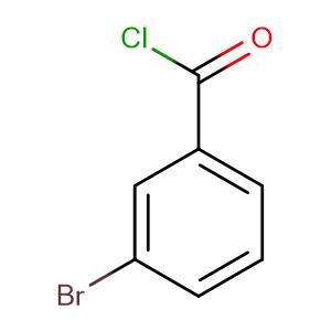 3-Bromobenzoyl chloride,CAS No. 1711-09-7.
