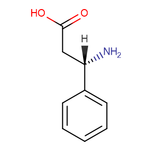 (S)-3-Amino-3-phenylpropanoic acid,CAS No. 40856-44-8.