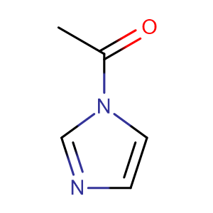 1-(1H-Imidazol-1-yl)ethanone,CAS No. 2466-76-4.