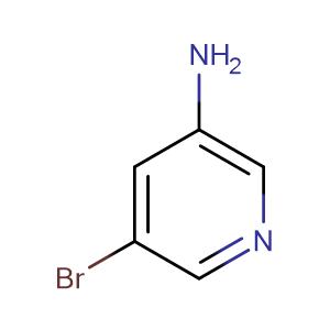 3-Amino-5-bromopyridine,CAS No. 13535-01-8.
