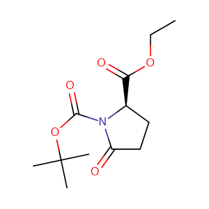 1-Boc-D-Pyroglutamic acid ethyl ester,CAS No. 144978-35-8.