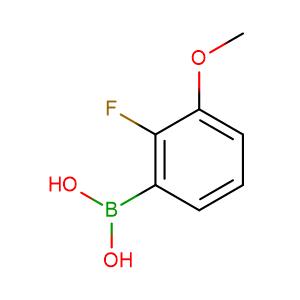 2-F,3-MeOC6H3B(OH)2,CAS No. 352303-67-4.