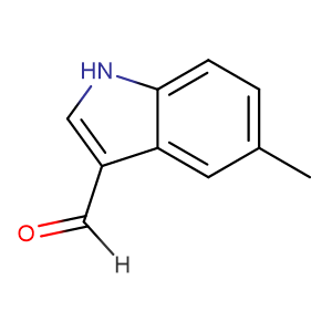 5-methylindole-3-carboxaldehyde,CAS No. 52562-50-2.