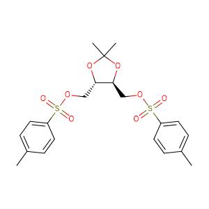(s,s)-(-)-1,4-Di-O-tosyl-2,3-O-isopropy Lidene-L-threitol,CAS No. 37002-45-2.