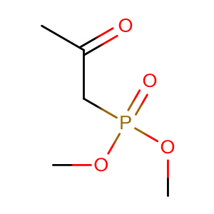 Dimethyl acetylmethylphosphonate,CAS No. 4202-14-6.