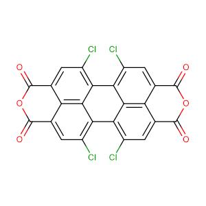 1,6,7,12-Tetrachloroperylene tetracarboxylic acid dianhydride,CAS No. 156028-26-1.
