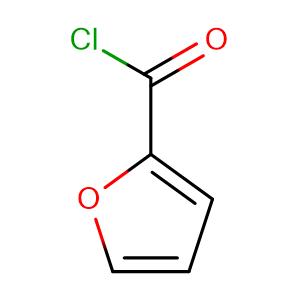 2-Furoyl chloride,CAS No. 527-69-5.