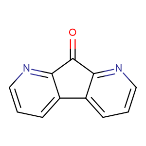 1,8-Diazafluoran-9-one,CAS No. 54078-29-4.