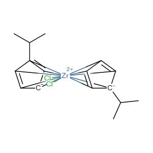 bis-(η5-i-Prcyclopentadienyl)-zirconium dichloride,CAS No. 58628-40-3.