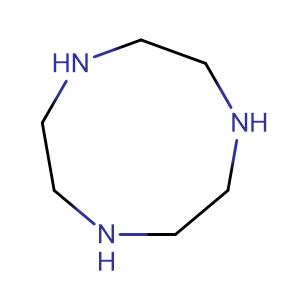 1,4,7-Triazacyclononane,CAS No. 4730-54-5.