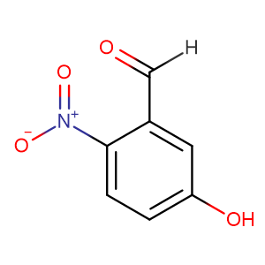 5-Hydroxy-2-nitrobenzaldehyde,CAS No. 42454-06-8.