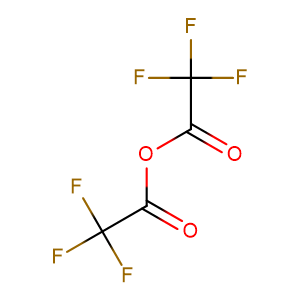 Trifluoroacetic anhydride,CAS No. 407-25-0.