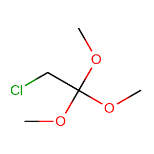 1,1,1-Trimethoxy-2-chloroethane,CAS No. 74974-54-2.