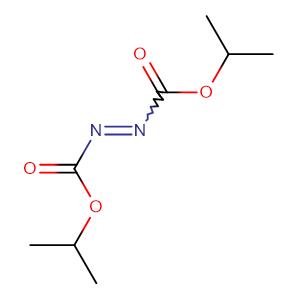 Diisopropyl azodicarboxylate,CAS No. 2446-83-5.