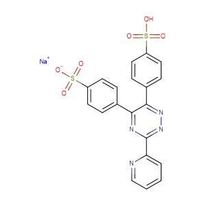 Ferrozine mono-sodium salt hydrate,CAS No. 69898-45-9.