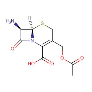 (7R)-7-aminocephalosporanic acid,CAS No. 957-68-6.
