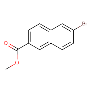 Methyl 6-bromo-2-naphthoate,CAS No. 33626-98-1.