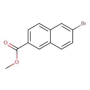 Methyl 6-bromo-2-naphthoate,CAS No. 33626-98-1.