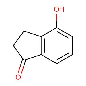 4-Hydroxyindan-1-one,CAS No. 40731-98-4.