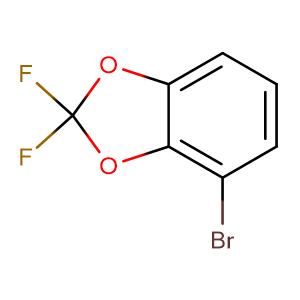 4-Bromo-2,2-difluorobenzo[d][1,3]dioxole,CAS No. 144584-66-7.