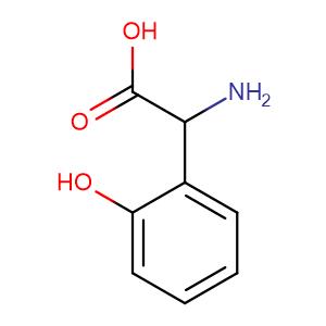 2-Hydroxy phenyl glycine,CAS No. 25178-38-5.